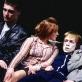 """Dainius Gavenonis (Paulis) spektaklyje """"Ugnies veidas"""". D. Matvejevo nuotr."""