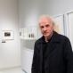 """Vladimiras Tarasovas parodoje """"Protesto menas: sovietmečio nepaklusnieji"""". G. Grigėnaitės nuotr."""