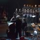 """Choro """"Jauna muzika"""" 25-mečio koncerto akimirka. R. Šeškaičio nuotr."""