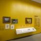 """Parodos """"Ferdinandas Ruščicas. """"Auksinis kambarys"""" Nacionalinėje dailės galerijoje vaizdas. T. Kapočiaus nuotr."""
