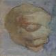 """Aistė Kirvelytė, """"Be pavadinimo"""". 2000 m. J. Lapienio nuotr."""