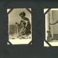 Aurelija Maknytė, Vokietijos Demokratinėje Respublikoje tarnavusio rusų kareivio albumas su atvirukų kolekcija. 1957 m. A. Maknytės nuotr.