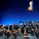 Budapešto festivalio orkestrui diriguoja Ivánas Fischeris. M. Aleksos nuotr.