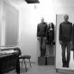 Algirdas ir Remigijus Gataveckai, Dzetaveckų portreto kūrimo akimirka. 2013 m. Alytaus vaikų globos namai. A. Gatavecko nuotr.