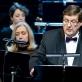 Arūnas Malikėnas ir Nacionalinis simfoninis orkestras. M. Aleksos nuotr.