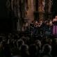 Solistė Erminie Blondel, Amaury du Closel ir Šv. Kristofoto orkestras. G. Jauniškio nuotr.