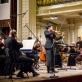 Rennosuke Fukuda, Modestas Pitrėnas ir Nacionalinis simfoninisorkestras. M. Mikulėno nuotr.