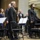 Džeraldas Bidva, Lukas Geniušas ir Lietuvos kamerinis orkestras. D. Matvejevo nuotr.