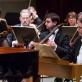 """Bruno Perrault ir Valstybinis simfoninis orkestras. M. Ambrazo nuotr., """"Lietuvos rytas"""""""