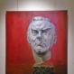 """Kęstutis Šapoka, """"Liongino Šepečio portretas"""" (skulpt. Konstantinas Bogdanas). 2007–2011 m. G. Znamierovskio nuotr."""