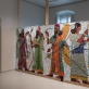 """Michael Rakowitz darbų parodos """"Nematomo priešo būti neturėtų (G salė)"""" fragmentai. Fot. Gintarė Grigėnaitė"""