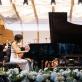Yuja Wang ir Izraelio simfonini orkestras. R. Olinio nuotr. / Jūrmalos muzikos festivalis