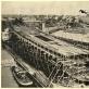 """Žurnalas """"Jūra"""" 1938 m. Nr. 6. Lindenau laivų statybos įmonėje, statomas keleivinis jūrų laivas. Mažosios Lietuvos istorijos muziejaus archyvo nuotr."""