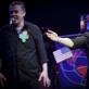 """Agnė Sunklodaitė spektaklyje """"Aplink pasaulį 2"""". Organizatorių nuotr."""