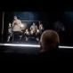 """Eimuntas Nekrošius spektaklio """"Cinkas (Zn)"""" repeticijoje. L. Vansevičienės nuotr."""