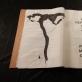 "Gabrielė Vingraitė, ""J.F. Kennedy knyga-byla"", 2015 m., 70 x 100 cm. Ritos Mikučionytės nuotr."