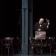 """Genadijus Chazanovas spektaklyje """"Lemtinga nata"""". M. Siruso nuotr."""