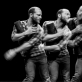 "Samuelis Lefeuvre'as spektaklyje ""monoLOG (Malkologas)"". D. Matvejevo nuotr."