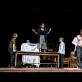 "Scena iš spektaklio ""Autonomija"". L. Vansevičienės nuotr."