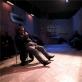 """Scena iš spektaklio """"Dumblas"""". S. Jankausko nuotr."""