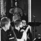 "Koncerto ""Stella, quam viderant magi"" akimirka. Solistė Nora Petročenko. R. Dakševič nuotr."