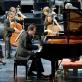 Dénesas Várjonas ir Budapešto festivalio orkestras. M. Aleksos nuotr.