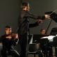 """Quasars Ensemble"" ir dirigentas Ivanas Buffa. D. Matvejevo nuotr."