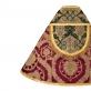 Kapa. Audiniai – Italija, XV a. pab. – XVI a. vid. Sudervės Švč. Trejybės bažnyčia. G. Čiuželio nuotr.