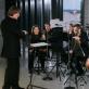 Koncerto Nacionalinėje dailės galerijoje akimirka. M. Ambrazo nuotr.