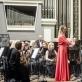 Rūta Lipinaitytė, Keri-Lynn Wilson ir Nacionalinis simfoninis orkestras. D. Matvejevo nuotr.