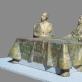 Regimantas Midvikis, paminklo Petrui, Antanui ir Jonui Vileišiams modelis. 2015 m.