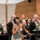 Yuja Wang ir Izraelio simfoninis orkestras. R. Olinio nuotr. / Jūrmalos muzikos festivalis