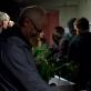 """Šarūnas Nakas parodoje """"Dark room"""". G. Pranckūno nuotr."""