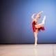 Kamilė Pilibaitytė M.K. Čiurlionio menų mokyklos Baleto skyriaus Gala koncerte. T. Ivanausko nuotr.