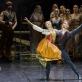 """Anastasija Čumakova ir Danielis Dolanas balete """"Korsaras"""". M. Aleksos nuotr."""