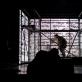 "Andrius Bialobžeskis spektaklyje ""Don Kichotas"". L. Vansevičienės nuotr."