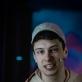 "Arnas Danusas spektaklyje ""Hotel Universalis"". T. Povilonio nuotr."