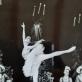 """Aušra Gineitytė balete """"Miegančioji gražuolė"""". Asmeninio archyvo nuotr."""