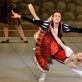 """Denysas Nedakas ir Olesia Šaitanova balete """"Don Kichotas"""". M. Aleksos nuotr."""