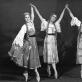 """Ramutė Janavičiūtė, Tamara Sventickaitė ir Natalija Makarova balete """"Audronė"""". Aliodijos Ruzgaitės archyvo nuotr."""