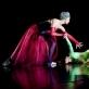 """Scena iš šokio spektaklio """"Fedra"""" (choreografas Jurijus Smoriginas). """"Vilniaus baleto"""" nuotr."""