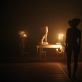 """Scena iš spektaklio """"Be pavadinimo: Persona"""". U. Kaufmann nuotr."""