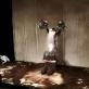 """Scena iš spektaklio """"Life – a MudPie"""" (Islandija, 3–6 m. vaikams). Autorės nuotr."""