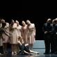 """Scena iš šokio spektaklio """"Stabat Mater"""". M. Aleksos nuotr."""