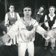 """Scena iš spektaklio """"Trys mylimos"""" (VJT, 1979). A. Zavadskio nuotr."""