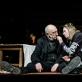 "Viktorija Kuodytė ir Valentinas Masalskis spektaklyje ""Autonomija"". L. Vansevičienės nuotr."