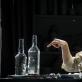 """Gintarė Latvėnaitė spektaklyje """"Aš nieko neatsimenu"""". L. Vansevičienės nuotr."""
