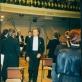 Algis Žiūraitis po koncerto Nacionalinėje filharmonijoje. Nuotrauka iš A. Žiūraitytės asm. archyvo
