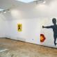 """Egmontas Bžeskas, parodos """"Jėgos"""" fragmentas. A. Lekytės nuotr."""