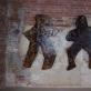 """Česlovas Lukenskas, """"Vaikšto ir jaučia"""" fragmentas. Nuotrauka iš autoriaus archyvo"""